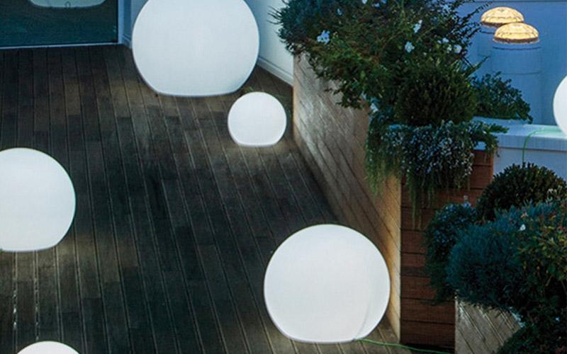 lampada da esterno Bubbles