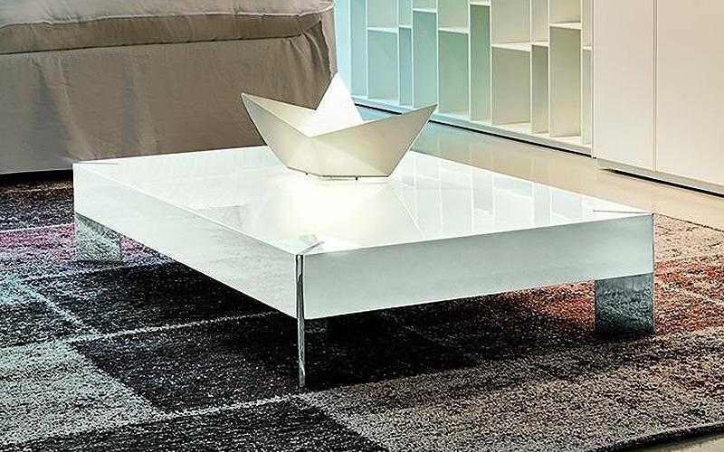 Tavolino da salotto pegasus outlet del mobile for Tavoli moderni da salotto