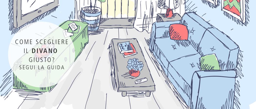 guida per scegliere il divano giusto