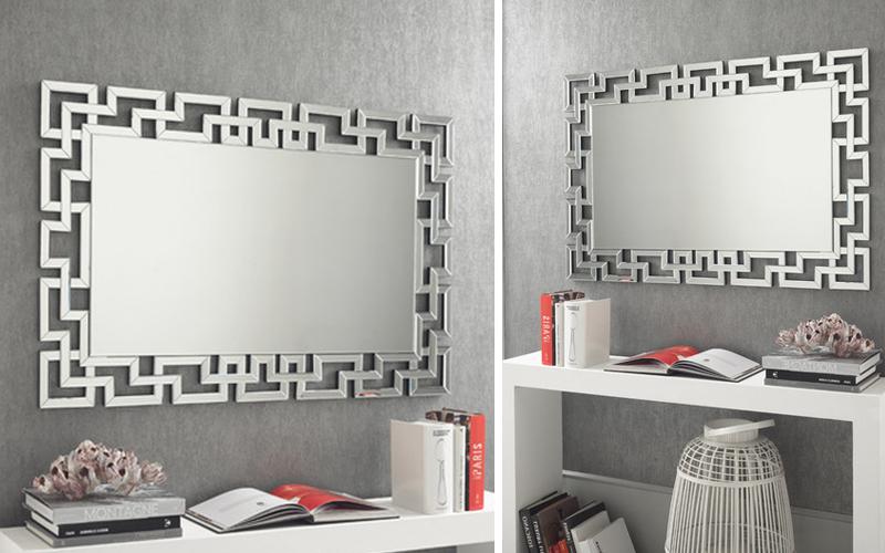 Specchio da parete rettangolare outlet del mobile - Specchio rettangolare da parete ...