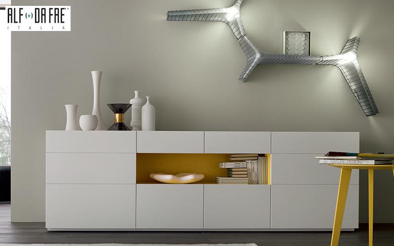 Credenza Moderna Outlet : Madia moderna per soggiorno di qualità a prezzi imbattibili