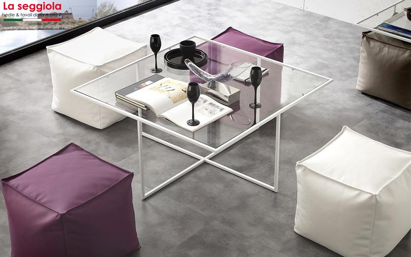 Tavolino quadrato \