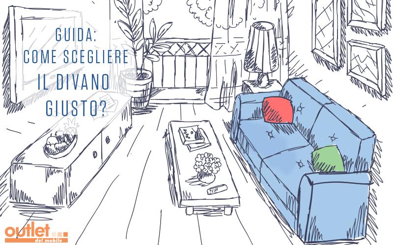 come scegliere il divano giusto