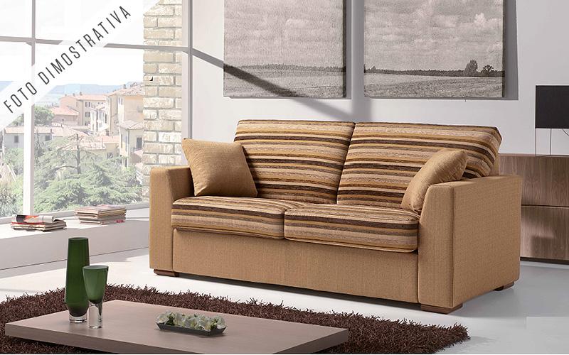 Chanel divano sfoderabile disponibile due tre o quattro posti - Outlet del divano assago ...