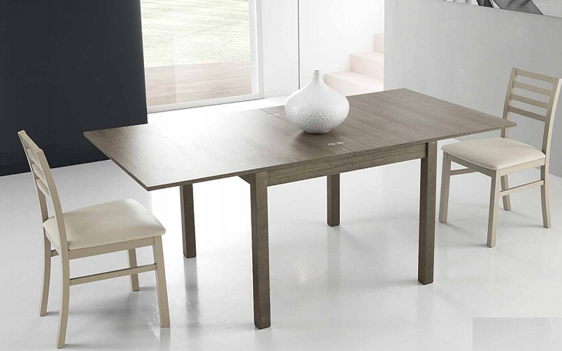 tavolo allungabile in legno ugo tavoli online outlet