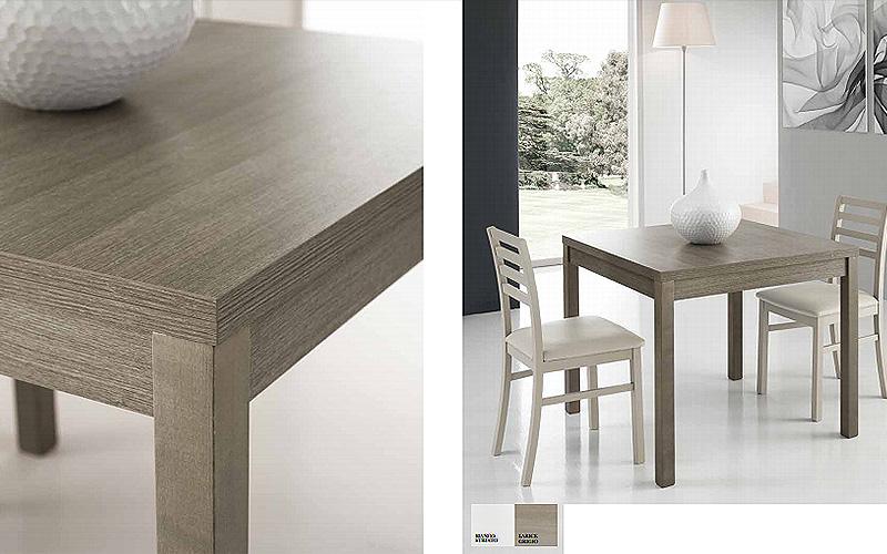 Tavolo allungabile in legno \