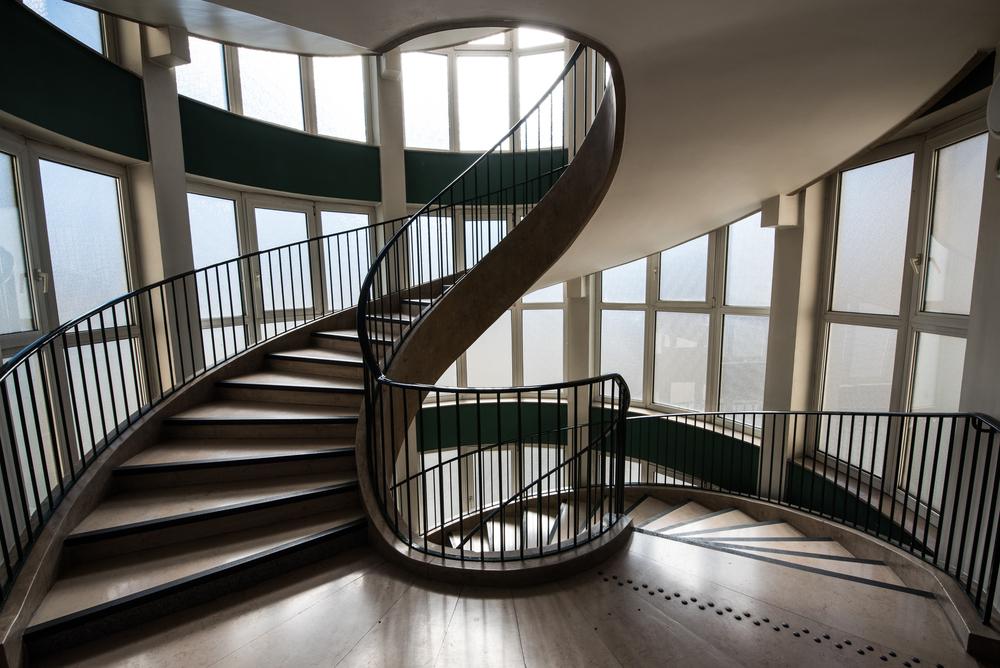 Soluzioni di arredo per interni le scale a chiocciola outlet