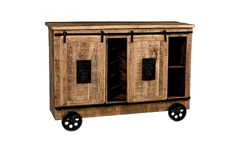 Mobile bar Newport bar cabinet